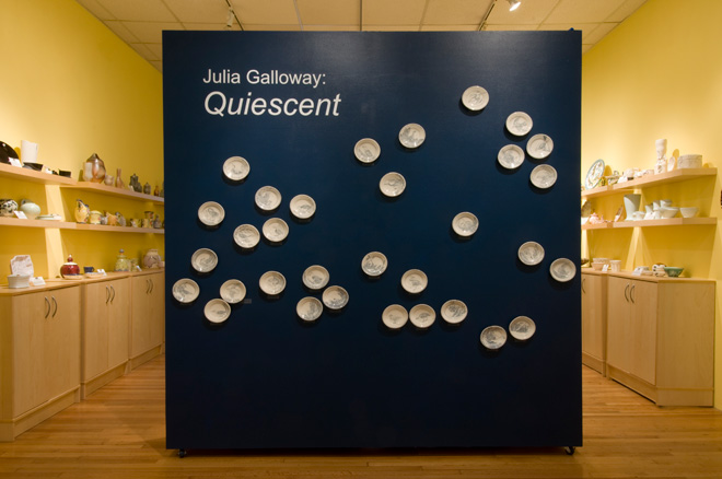 Quiescent, Julia Galloway 2009